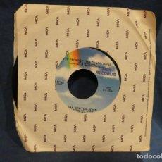 Música de colección: BOXX129 DISCO 7 PULGADAS USA ESTADO DECENTE OLIVIA NEWTON-JOHN THE PROMISE - PHYSICAL. Lote 295475293
