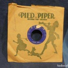 Música de colección: BOXX129 DISCO 7 PULGADAS USA ESTADO DECENTE NANCY BROOKES & THE TOPPERS SHRIMP BOATS. Lote 295475448