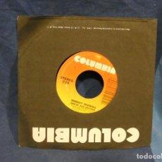 Música de colección: BOXX129 DISCO 7 PULGADAS USA ESTADO DECENTE RODNEY CROWELL ABOVE & BEYOND / SHE LOVES THE JERK. Lote 295475488