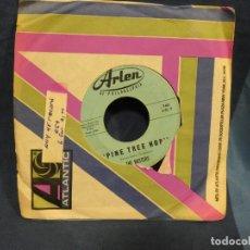 Música de colección: BOXX129 DISCO 7 PULGADAS USA ESTADO DECENTE THE BUSTERS PINE TREE HOP / ALL AMERICAN SURFER. Lote 295475533