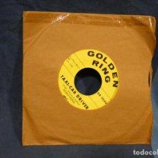 Música de colección: BOXX129 DISCO 7 PULGADAS USA ESTADO DECENTE BOBBY HODGE TAXI-CAB DRIVER / ALLIGATOR MAN. Lote 295475588