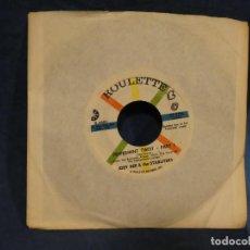 Música de colección: BOXX129 DISCO 7 PULGADAS USA ESTADO DECENTE JOEY DEE & THE STARLITERS PEPPERMINT TWIST PART I & II. Lote 295475738