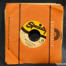 Música de colección: BOXX129 DISCO 7 PULGADAS USA ESTADO DECENTE LARRY WILLIAMS SHORT FAT FANNIE / HIGH SCHOOL DANCE. Lote 295475803