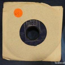 Música de colección: BOXX129 DISCO 7 PULGADAS USA ESTADO DECENTE LITTLE CESAR (MY GIRL) SLOOPY / POISON IVY. Lote 295475883