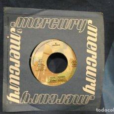 Música de colección: BOXX129 DISCO 7 PULGADAS USA ESTADO DECENTE JOHNNY RUSSELL FALSEY ACCUSED / WHILE THE CHOIR.... Lote 295476468