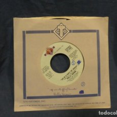 Música de colección: BOXX129 DISCO 7 PULGADAS USA ESTADO DECENTE POLLY BROWN I'M SAVING ALL MY LOVE / UP IN A PUF.... Lote 295506158