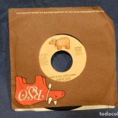 Música de colección: BOXX129 DISCO 7 PULGADAS USA ESTADO DECENTE JOHN TRAVOLTA OLIVIA NEWTON-JOHN & CAST SUMMER NIGHTS. Lote 295506493