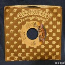 Música de colección: BOXX129 DISCO 7 PULGADAS USA ESTADO DECENTE VILLAGE PEOPLE MANHATTAN WOMAN / IN THE NAVY. Lote 295506888