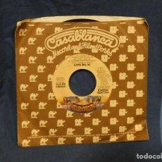 Música de colección: BOXX129 DISCO 7 PULGADAS USA ESTADO DECENTE VILLAGE PEOPLE MANHATTAN WOMAN / IN THE NAVY. Lote 295507213
