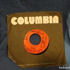 Música de colección: BOXX129 DISCO 7 PULGADAS USA ESTADO DECENTE GARY PUCKETT & THE UNION GAP THIS GIRL IS A WOMAN NOW. Lote 295507668