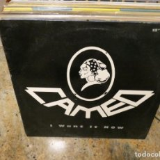 Música de colección: CAJJ151 MAXI SINGLE MUSICA ELECTRONICA CAMEO I WANT IT NOW BUEN ESTADO GENERAL. Lote 295588498