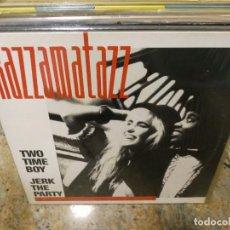Música de colección: CAJJ151 MAXI SINGLE MUSICA ELECTRONICA RAZZMATAZZ TWO TIME BOY EN BCM RECRODS BUEN ESTADO. Lote 295589623