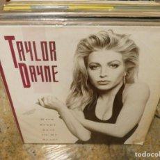 Música de colección: CAJJ151 MAXI SINGLE TAYLOR DAYNE WITH EVERY BEAT OF MY HEART ESTADO CORRECTO. Lote 295591638