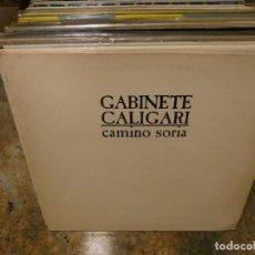 Música de colección: CAJJ151 LP GABINETE CALIGARI BASTANTE USO EN VINILO NO ESTA MAL DEL TODO. Lote 295592138
