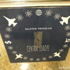 Música de colección: CAJJ151 MAXI SINGLE CENTRAL EUROPE MASTER PROGRAM ESTADO GENRAL CORRECTO. Lote 295592493