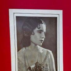 Música de colección: PROGRAMA CONCERT GENOVEVA PUIG - SALA MOZART - BARCELONA. Lote 297034413