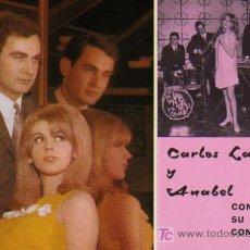 Fotos de Cantantes: CONJUSNTO MUSICAL CARLOS LAPORTA Y ANABEL . Lote 7448364