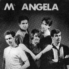 Fotos de Cantantes: POSTAL GRUPO MUSICAL MARIA ANGELA Y LOS QUE. Lote 7448380