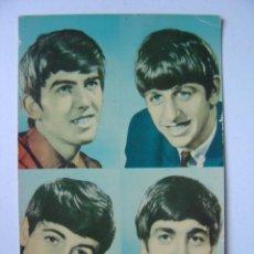 Fotos de Cantantes: THE BEATLES - POSTAL DEL AÑO 1964. Lote 14146537