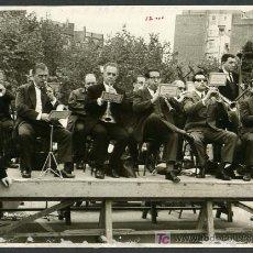Fotos de Cantantes: BARCELONA. *COBLA - ORQUESTA CATALONIA* FOTO *JUAN BATISTA* MEDIDAS: 177X236 MMS.. Lote 8123472
