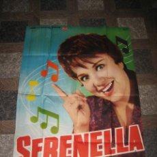 Fotos de Cantantes: SERENELLA Y JOSE LUIS SANESTEBAN POSTER 100X65. Lote 11649641