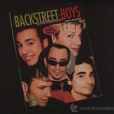 Fotos de Cantantes: LIBRO BACKSTREET BOYS. Lote 167687396