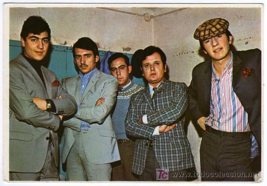 BONITA POSTAL - MIKI Y LOS TONIS (Música - Fotos y Postales de Cantantes)