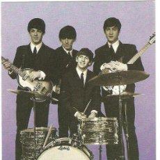 Fotos de Cantantes: POSTAL THE BEATLES. OLIVER BOOKS LTD. LONDON. 14,5 X 10 CMS.. Lote 49203629
