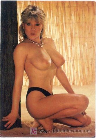Postal Samantha Fox Erotica Chica Desnuda Vendido En Venta