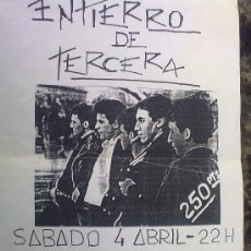 Fotos de Cantantes: MIS LÁMINA´S POP - DAVID MORTON SERIE PUNK MOVIDA - ENTIERRO DE TERCERA - AVILA POP 1986 -.... Lote 235441955