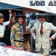 Fotos de Cantantes: POSTAL EDITADA POR VERGARA LOS ALBAS . Lote 20093702
