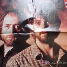 Fotos de Cantantes: THE ALAN PARSON PROJECT -POSTER EL GRAN MUSICAL-57X40CM-REV-MIGUEL GALLARDO-V70. Lote 21102050