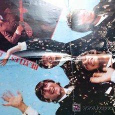 Fotos de Cantantes: THE BEATLES-POSTER EL GRAN MUSICAL-57X40CM-REV-J.GURRUCHAGA-V70. Lote 21102088