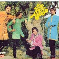 Fotos de Cantantes: LOS ALBAS CONJUNTO MUSICAL . AÑOS 60 - 70 . . Lote 22197563