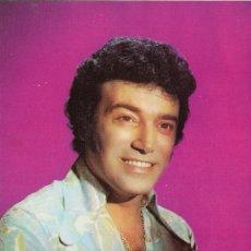 Fotos de Cantantes: PABLO DEL RÍO - POSTAL ORIGINAL - 1973 (CON DEDICATORIA AUTÓGRAFA EN EL DORSO). Lote 23920987