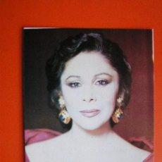 Fotos de Cantantes: PEGATINA ISABEL PANTOJA CANCION ESPAÑOLA. Lote 25455747