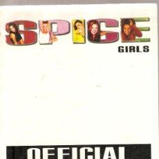 Fotos de Cantantes: SPICE GIRLS : OFFICIAL SPICE GIRLS PHOTO ALBUM - 111 FOTOS . Lote 34468736