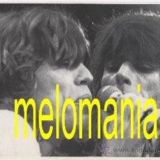 Fotos de Cantantes: ROLLING STONES_TARJETA PRODECO,, SERIE ARTISTAS,, AÑO 1982. ESPAÑOLA..ORIGINAL NO FOTOCOPIA. Lote 28056689