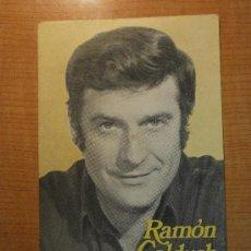 Fotos de Cantantes: FOTO RAMON CALDUCH DISCOGRAFIA. Lote 29989845