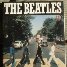Fotos de Cantantes: THE BEATLES - THE CLASSIC POSTER BOOK - MALLARD PRESS - USA - 1990. Lote 30631793