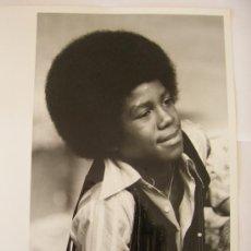 Fotos de Cantantes: MICHAEL JACKSON JACKSON 5 JERMAINE JACKSON FOTO ORIGINAL AÑOS 70. Lote 34613104