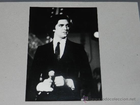 (M-ALB3) FOTOGRAFIA CAMILO SESTO - 18 X 13 CM, (Música - Fotos y Postales de Cantantes)