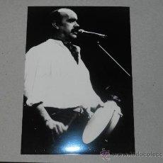 Fotos de Cantantes: (M-ALB3) FOTOGRAFIA JOSE ANTONIO LABORDETA, 18 X 13 CM, . Lote 34616766