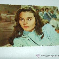 Fotos de Cantantes: POSTAL FOTO DE ROCIO DURCAL - 1963 - EDICIONES TARJEFHER - Nº 206 - BORDES DENTADOS. Lote 35424260