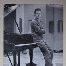 Fotos de Cantantes: CHACHO - POSTAL ORIGINAL - EL PIANO DE CHACHO Y SUS RUMBAS - 1968. Lote 35986025