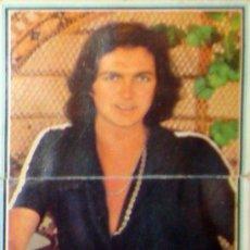 Fotos de Cantantes: 2 CROMOS ALBUM TELE-STARS 1978 EDICIONES ESTE -SECCIÓN VOCES FAMOSAS CAMILO SESTO Nº 143-144. Lote 36280419