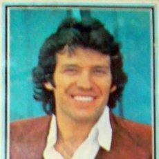 Fotos de Cantantes: CROMO ALBUM TELE-STARS 1978 EDICIONES ESTE-SECCIÓN VOCES FAMOSAS LORENZO SANTAMARÍA Nº 132. Lote 36280569