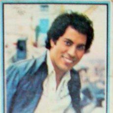 Fotos de Cantantes: CROMO ALBUM TELE-STARS 1978 EDICIONES ESTE-SECCIÓN VOCES FAMOSAS JOSÉ VÉLEZ Nº 131. Lote 36280596