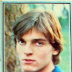 Fotos de Cantantes: CROMO ALBUM TELE-STARS 1978 EDICIONES ESTE-SECCIÓN VOCES FAMOSAS MIGUEL BOSÉ Nº 130. Lote 36280620