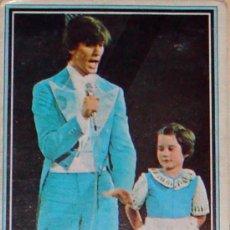 Fotos de Cantantes: CROMO ALBUM TELE-STARS 1978 EDICIONES ESTE-SECCIÓN VOCES FAMOSAS ENRIQUE Y ANA Nº 136. Lote 36281173